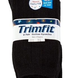 Trimfit Trimfit Boys Dress Rib Socks 3-Pack