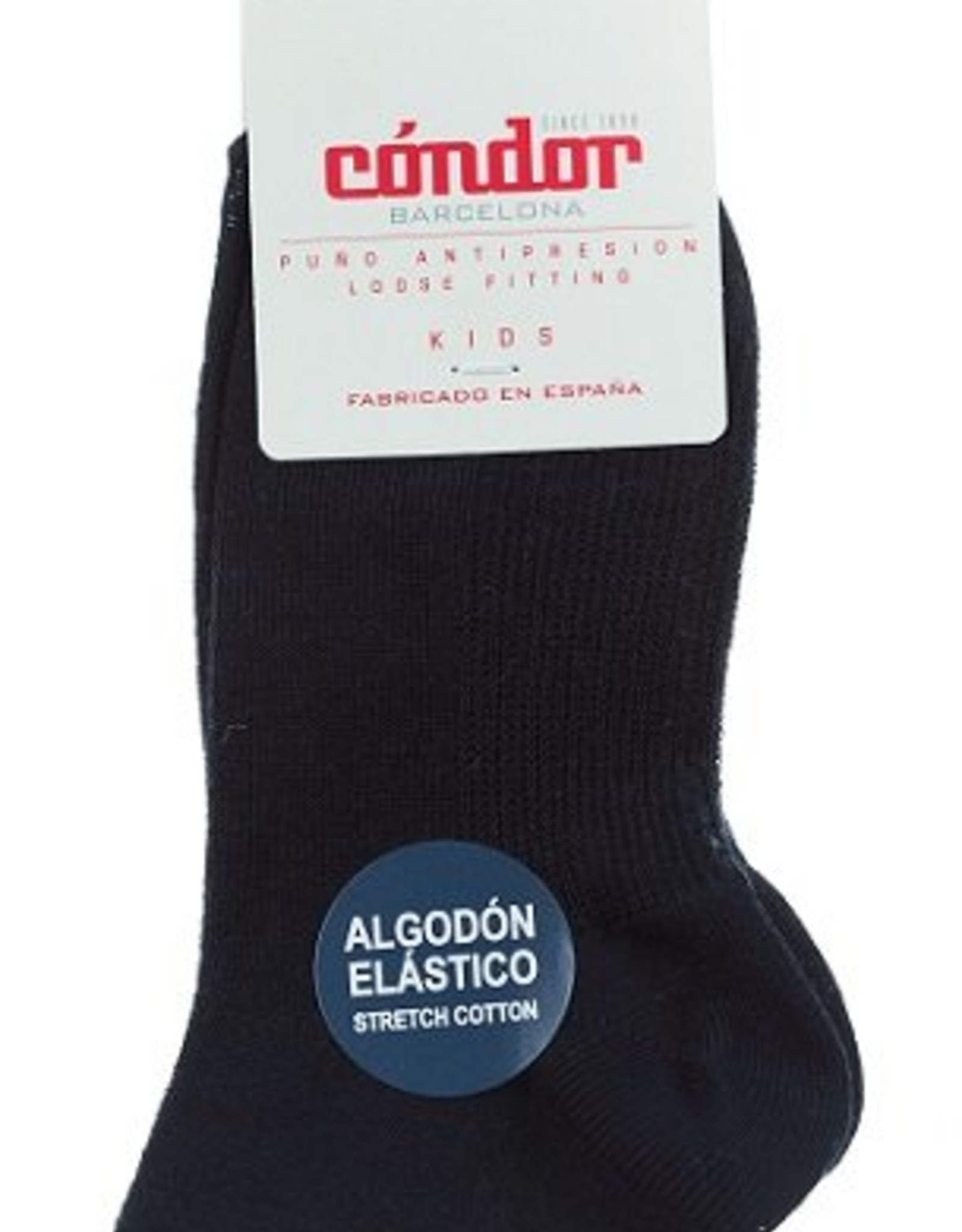 Condor Condor Cotton Ankle Sock Basic Colors