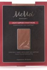 Memoi Memoi Light Support Pantyhose 30 Denier