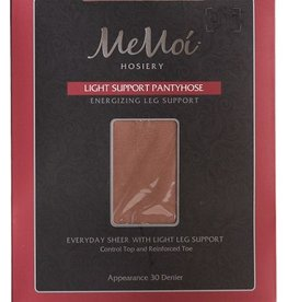 Memoi Memoi Light Support Pantyhose 30 Denier