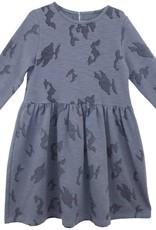 MeMe MeMe Blue Camo Dress