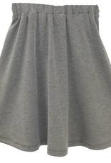 MeMe MeMe Heather Grey Aline Skirt
