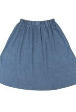 MeMe MeMe Denim Aline Skirt