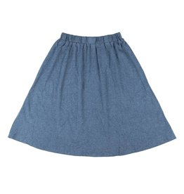MeMe MeMe Denim Aline Skirt