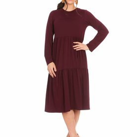 Bella Donna Ladies Tiered Dress