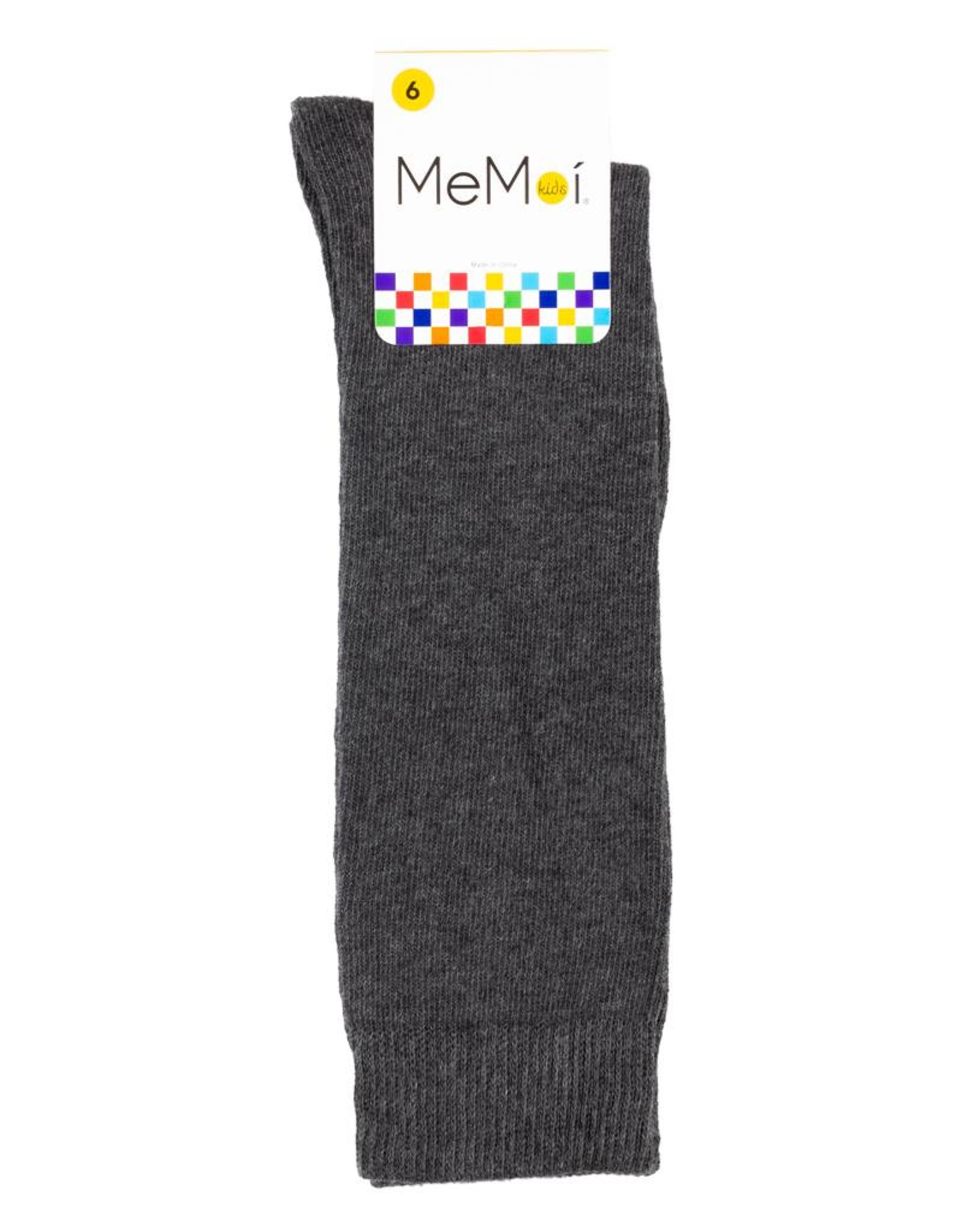 Memoi Memoi Cotton Knee Socks