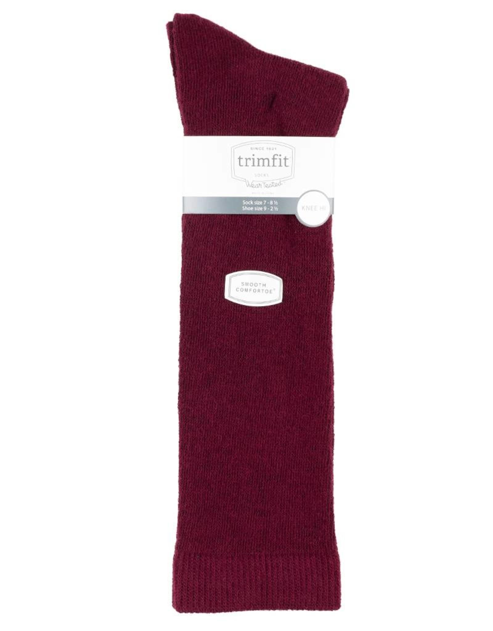 Trimfit Trimfit Basic Cotton Knee Socks
