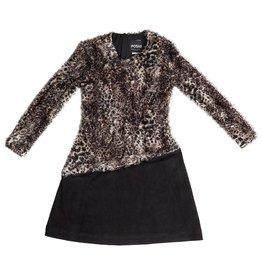 iPosh iPosh Teen Fun Fur Dress