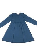 FIVE STAR ***** Sweatershirt Teal Blue Panel Dress