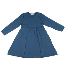 FIVE STAR ***** Sweatershirt Teal Blue Panel Dress