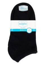 Trimfit Trimfit No Show Sport Liner Socks 3-Pack