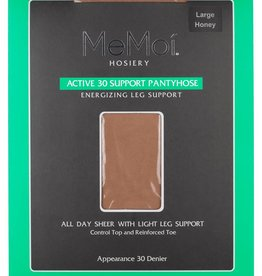 Memoi Memoi Active 30 Support Pantyhose