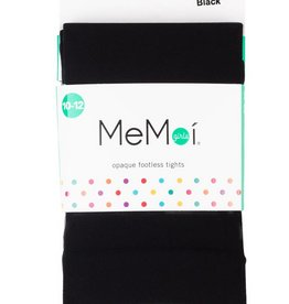1207aefc9 Memoi Memoi Girls Opaque Footless Tights