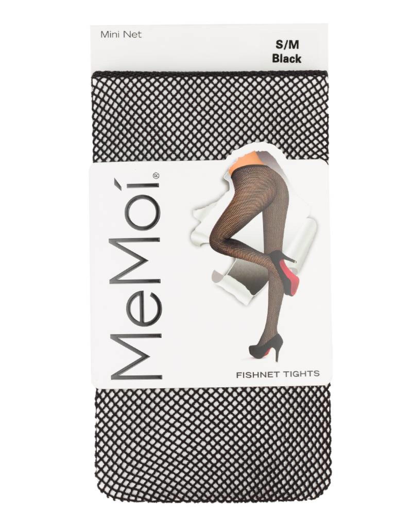 Memoi Memoi Ladies Fishnet Stockings