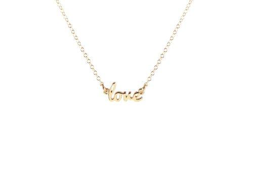 Kris Nations Love Charm Necklace