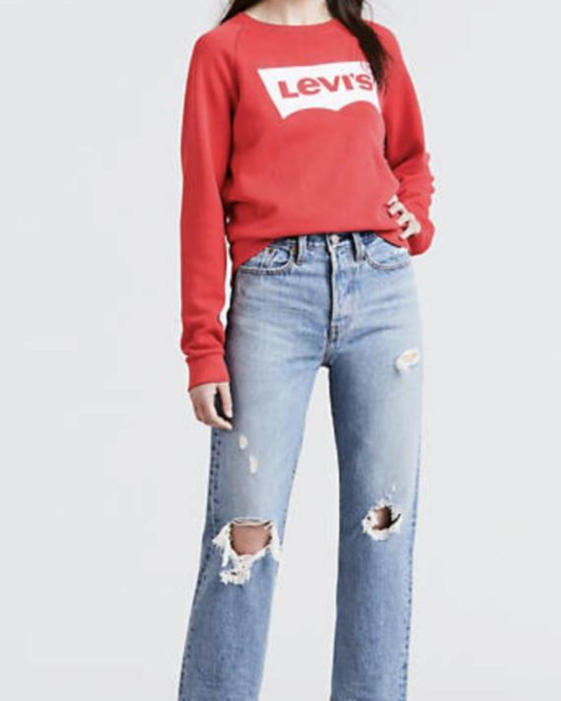 Levis Wedgie Fit Straight Jeans