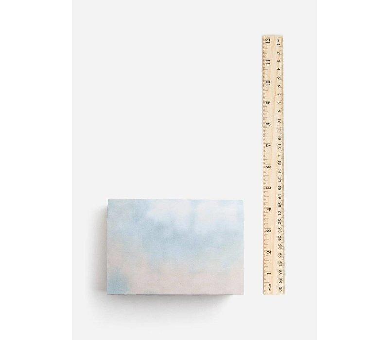 Soft Gradient Tie Dye Noteblock