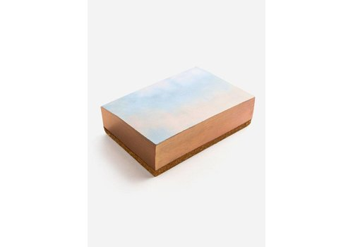 Printfresh Soft Gradient Tie Dye Noteblock