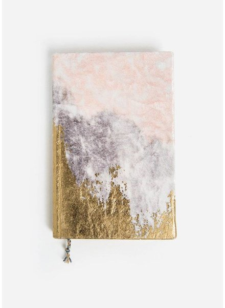 Printfresh Mini Velvet Gratitude Journal