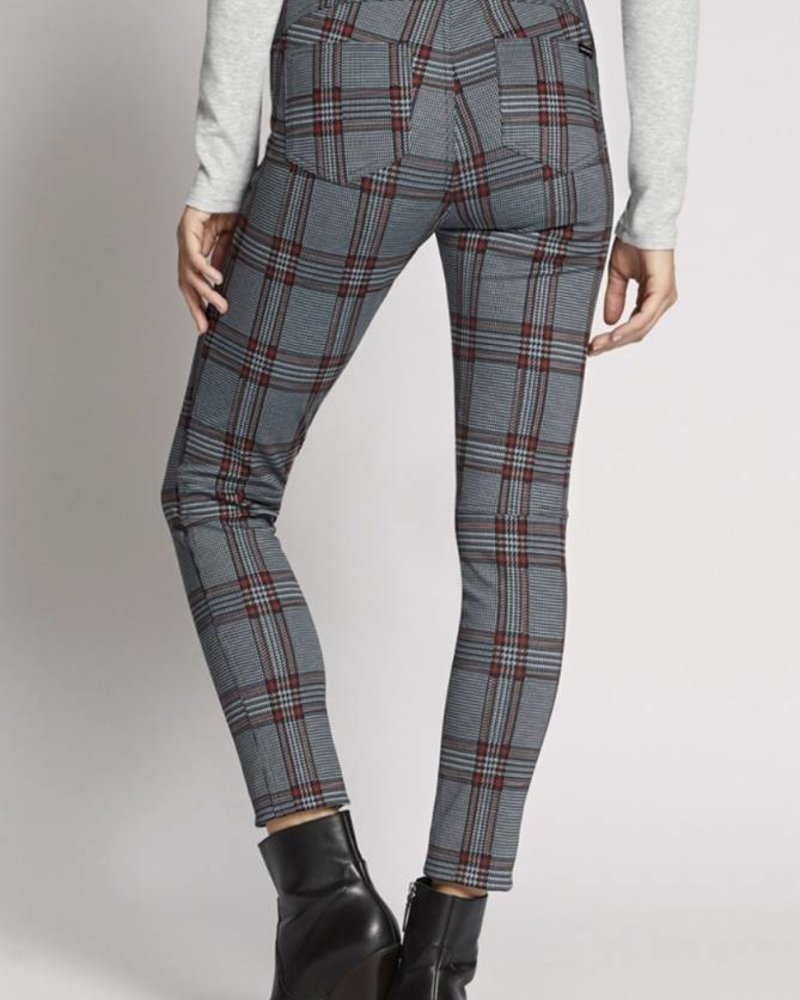 Sanctuary Houndstooth Grease Legging