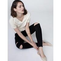 OLIVIA High Rise Skinny - Drama