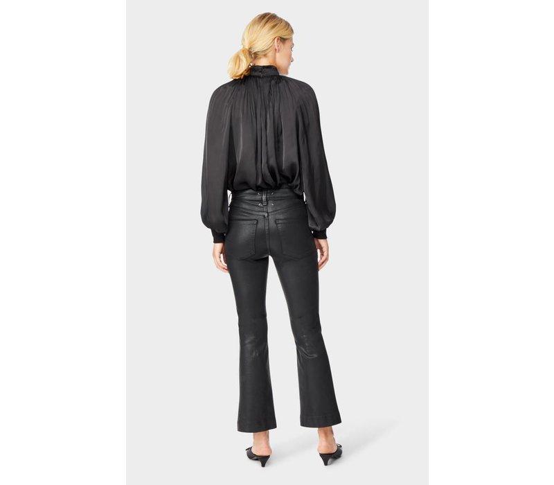 Kaira Coated Jeans