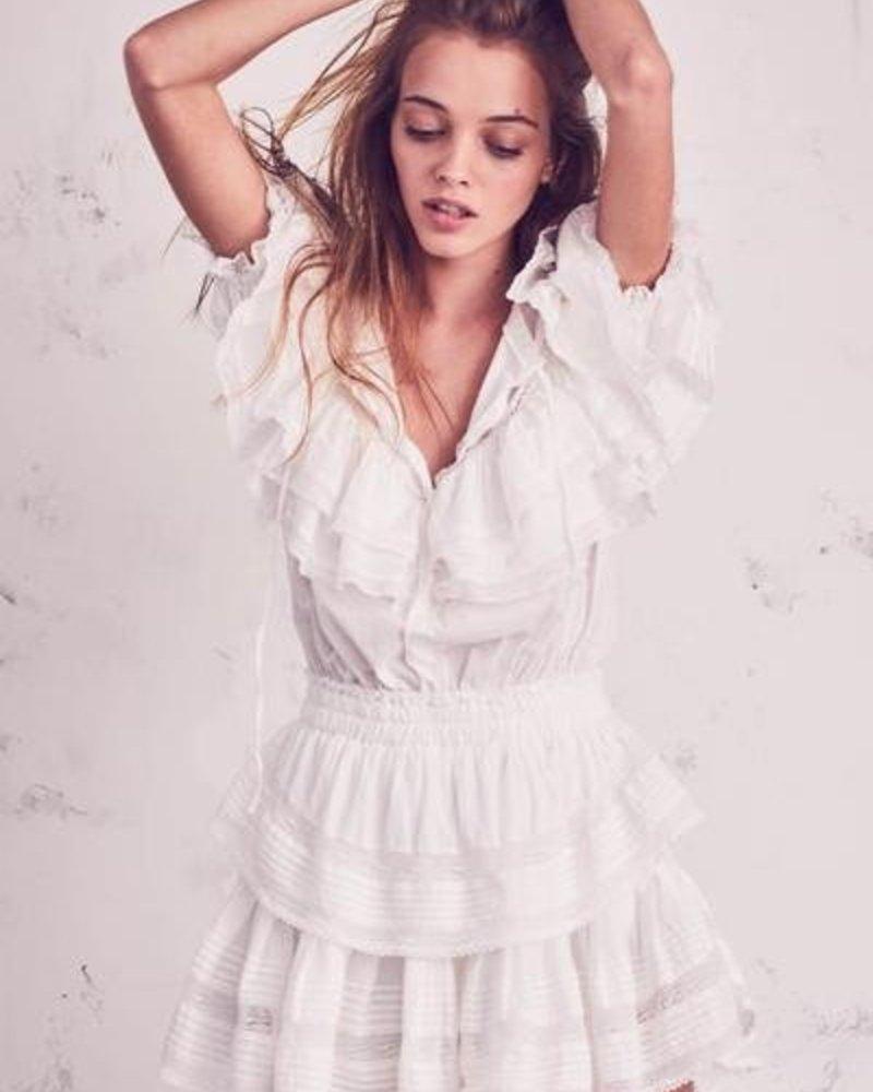 Love Shack Fancy Liv Dress