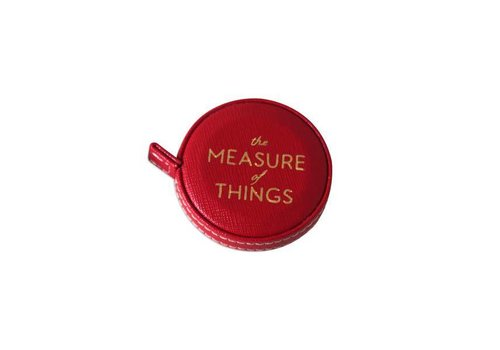 Sloane Stationary The Measure of Things -  Tape Measure