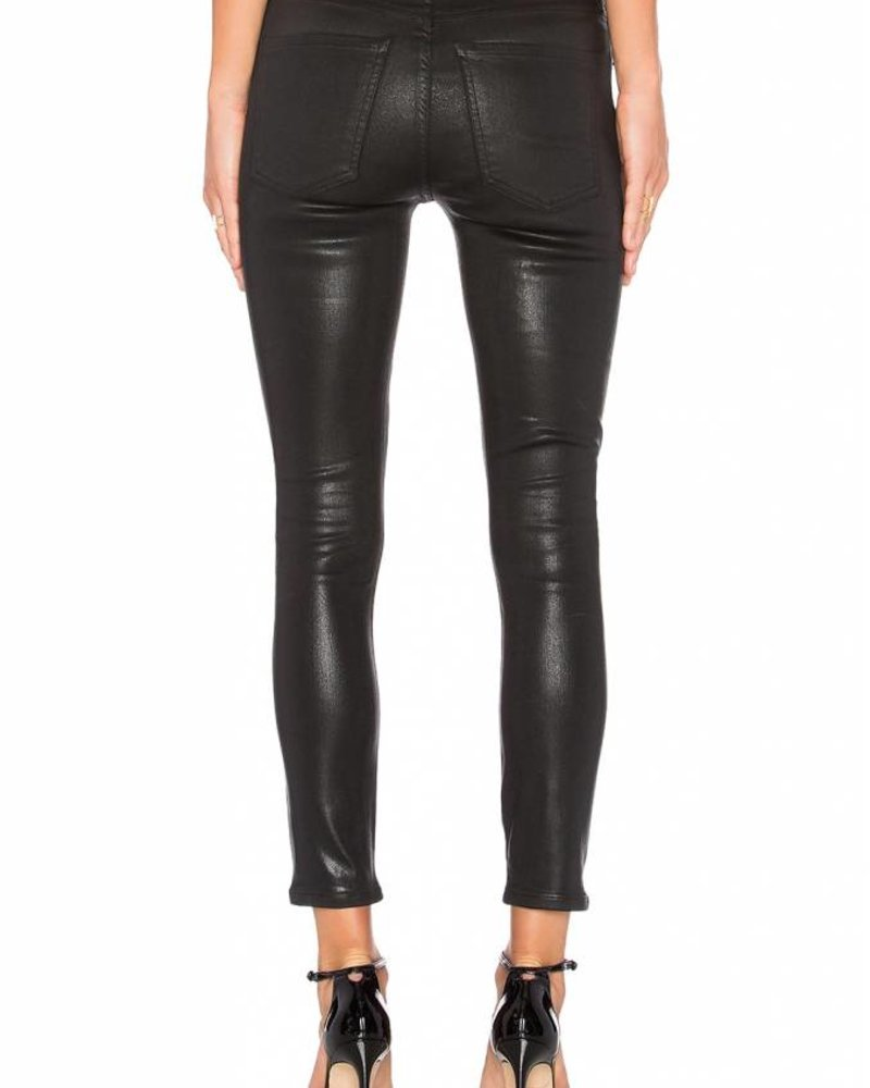Agolde Sophie Hi Rise Skinny Crop  Paradox / Leatherette / Temple