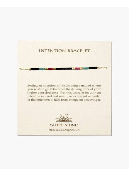 Cast of Stones Micro Intention Bracelet