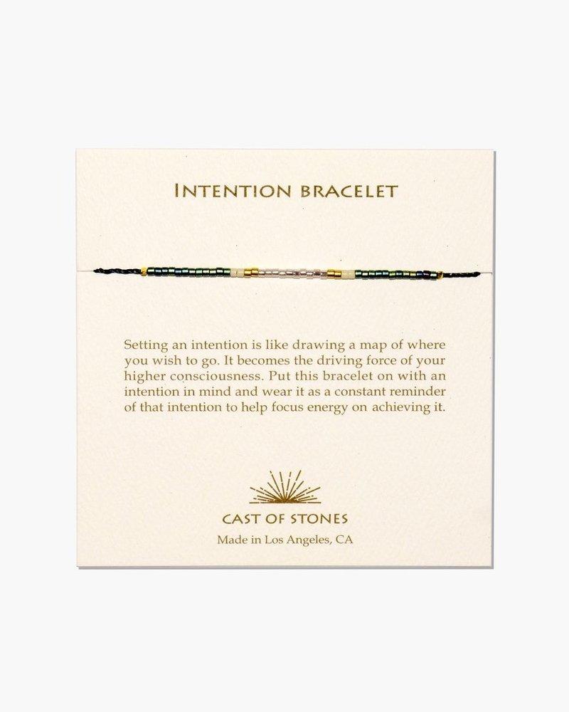 Cast of Stones Micro Intention Bracelet