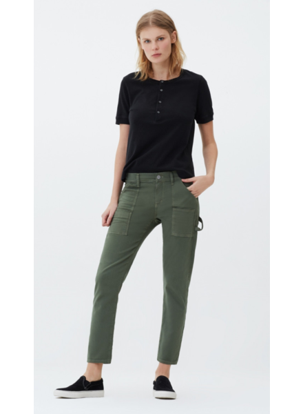 Citizens of Humanity Leah Crop Cargo Low Rise Loose Pant