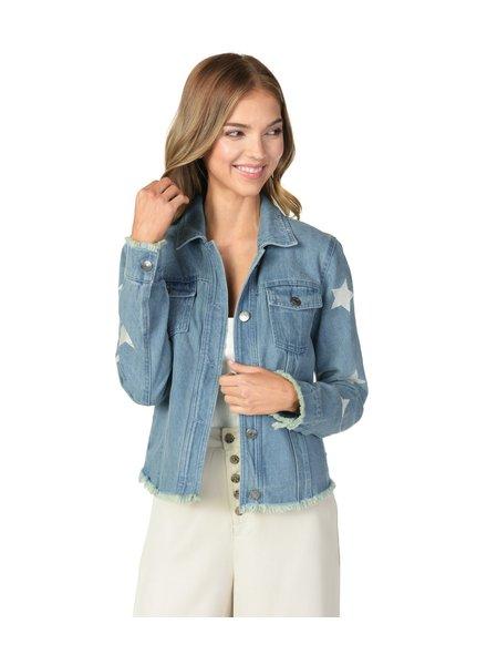 Cupcakes and Cashmere Affleck Denim jacket