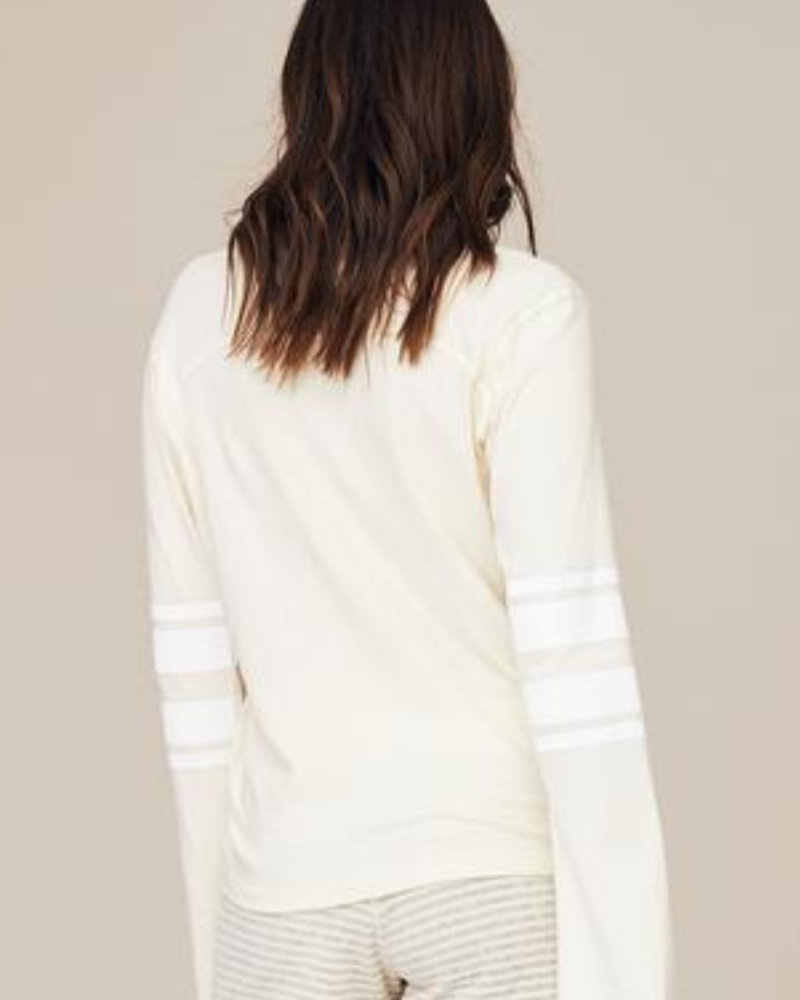 David Lerner Bell Sleeve Top