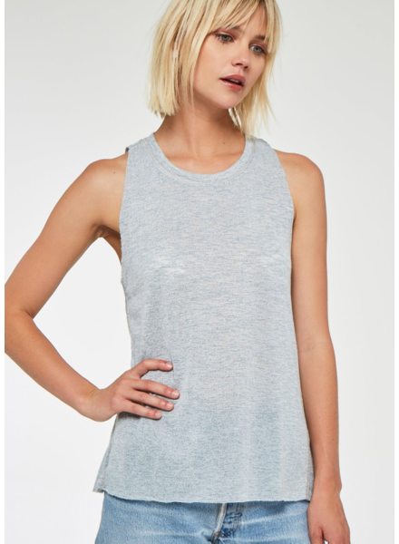 PROJECT SOCIAL T Anytime Textured Tank