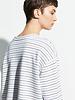 VINCE Tri-Stripe Long Sleeve Pullover