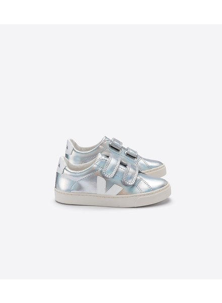Veja Kid Esplar Small Velcro Leather