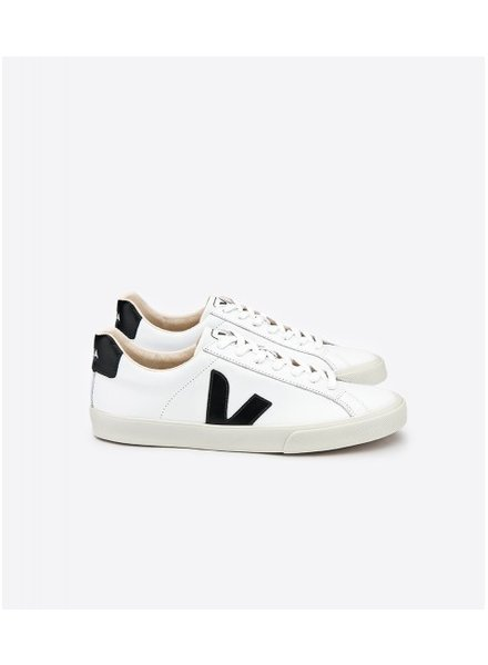 Veja Esplar Low Logo Leather