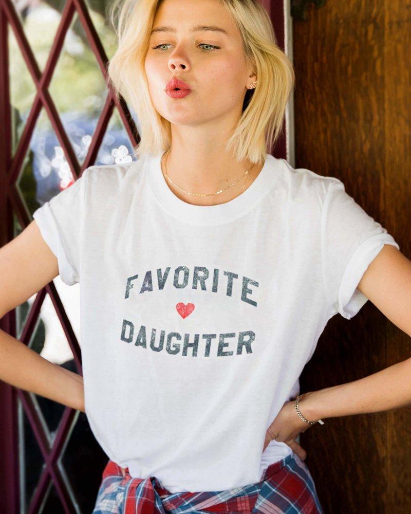 Sub Urban Riot Favorite Daughter Loose Tee