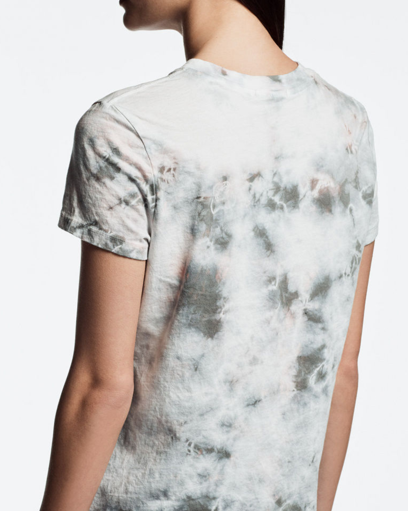 James Perse Tie Dye Vintage Boy Tee