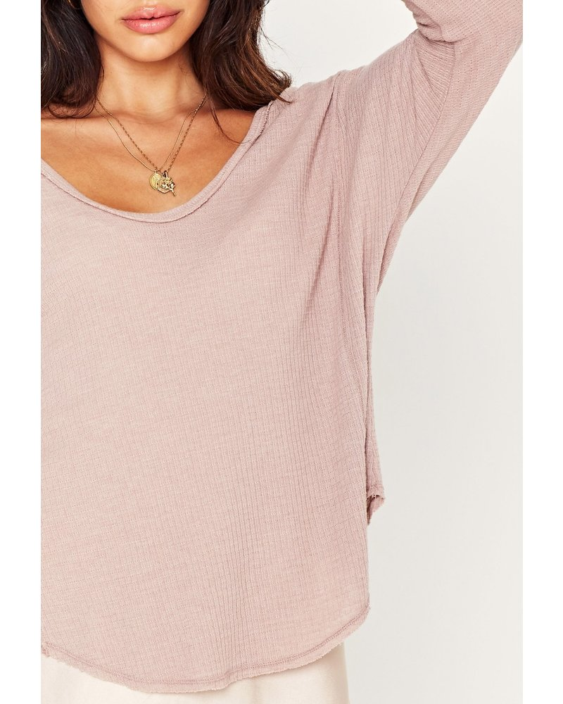 PROJECT SOCIAL T PROJECT SOCIAL T Valley Thermal Long Sleeve