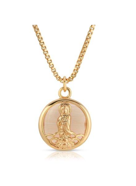 Joy Dravecky Legend Charm Necklace