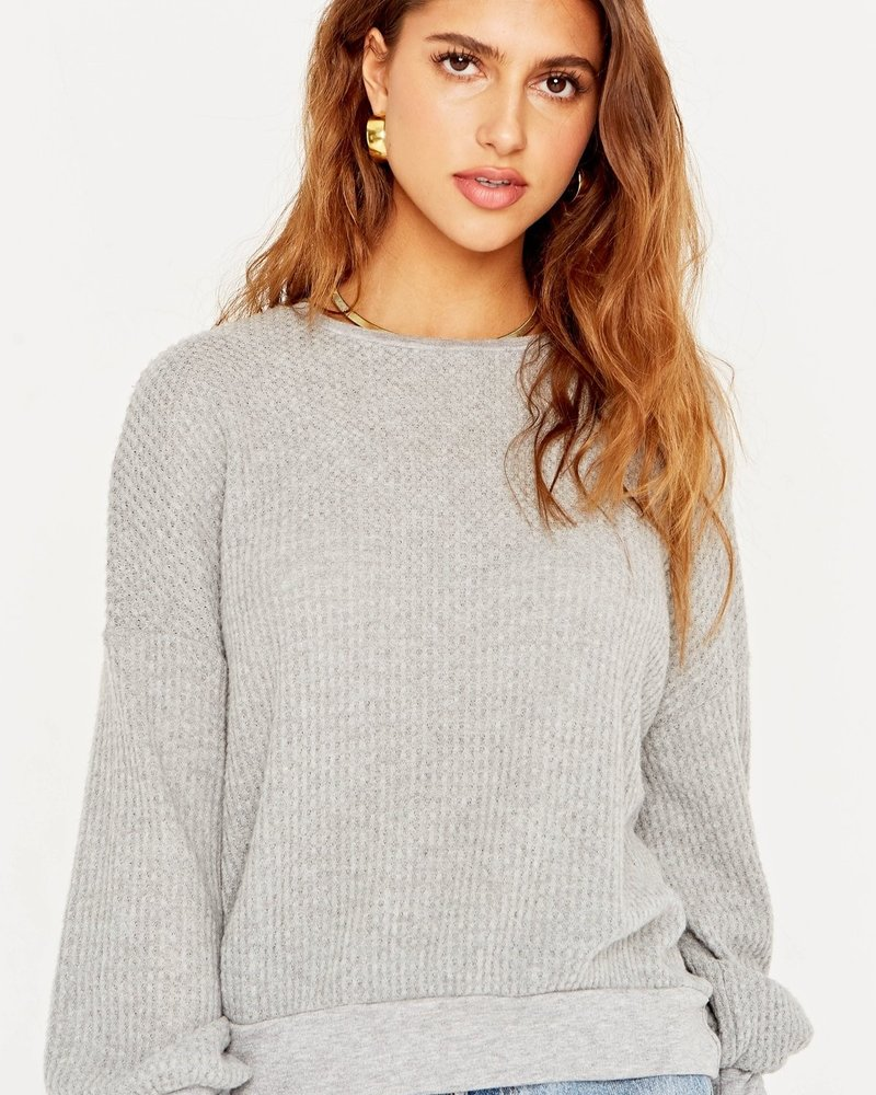 PROJECT SOCIAL T Silas Puff Long Sleeve