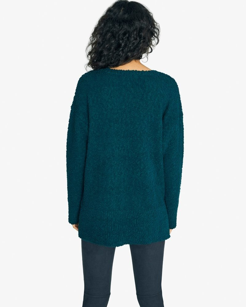 Sanctuary  V-Neck Teddy Sweater