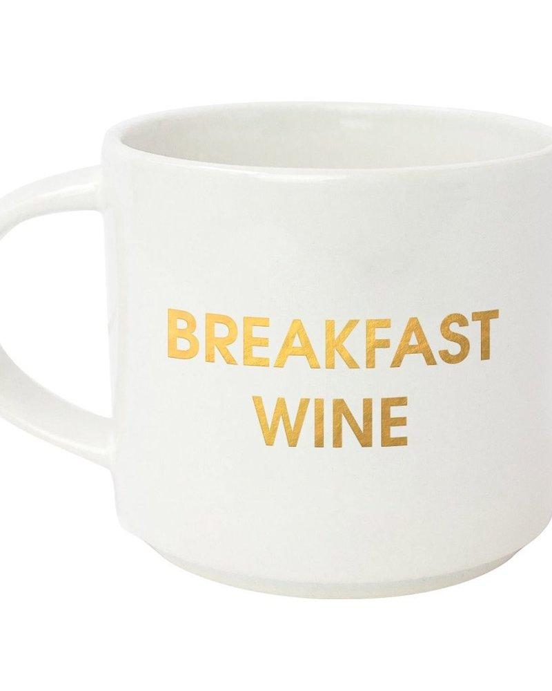 Chez Gagne  Breakfast/Wine Coffee mug