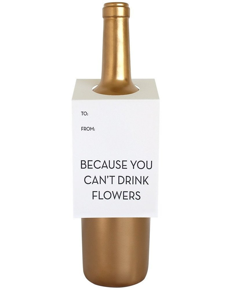 Chez Gagne  BC You Can't Drink Flowers