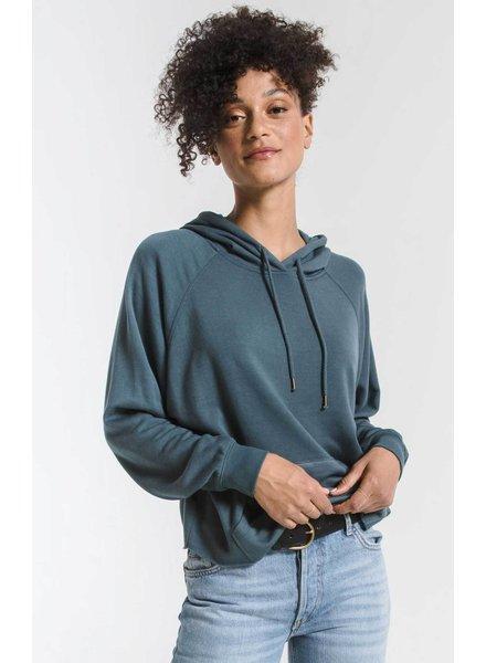 Z Supply Premium Fleece Dolman Hoodie