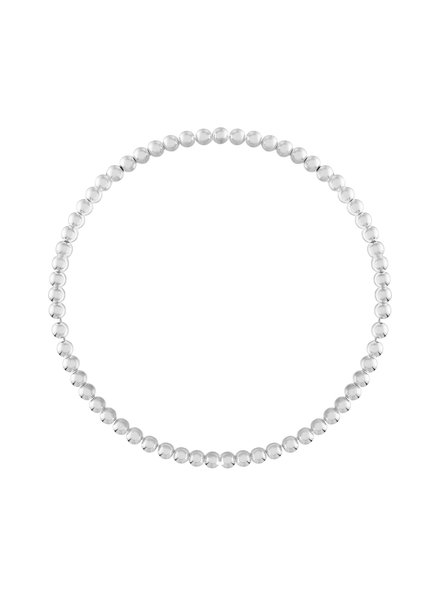 Alexa Leigh 3mm Silver Bracelet