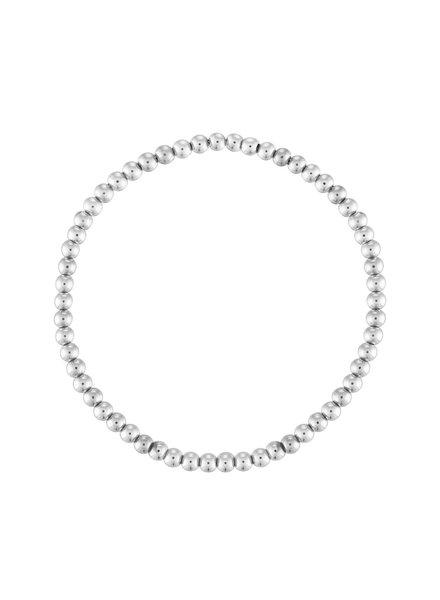 Alexa Leigh 4mm Silver Bracelet
