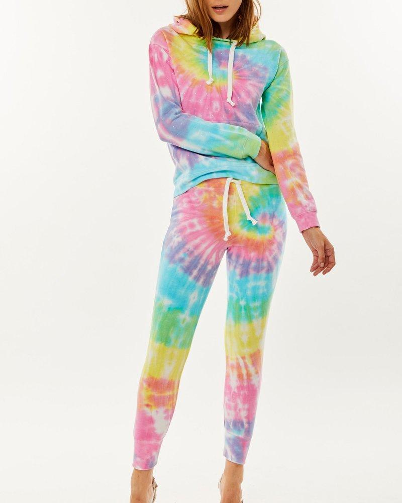 Rainbow Swirl Sweatpants